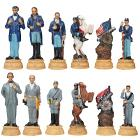 Chess Set - U.S. Civil War